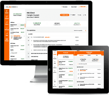 espace client ing